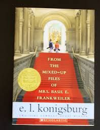 Knowledgeable : From the mixed up files of Mrs. Basil E. Frankweiler by E.L. Konigsburg
