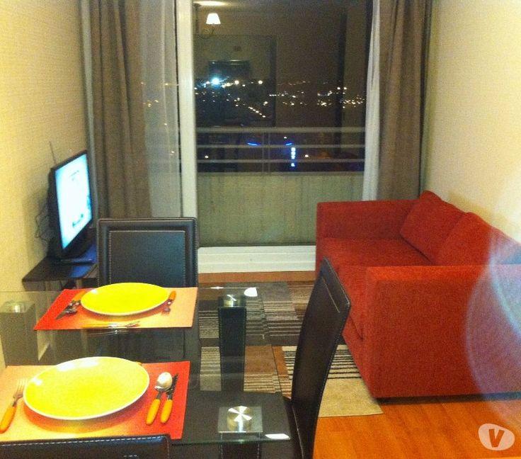 Departamento Amoblado - 2 Dormitorios  - Arriendo de casas y departamentos en Concepción