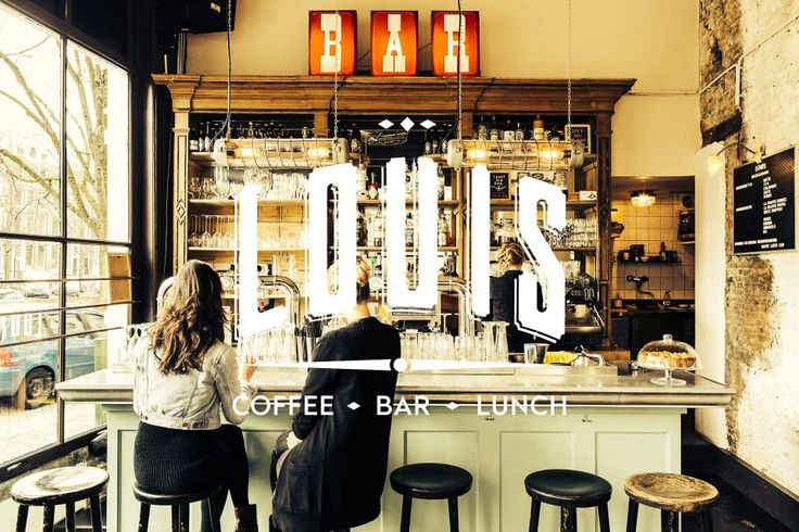 Don't know where to cheers on the weekend on a Friday afternoon? Louis is the place to go! You can jump in for a good cup of coffee, order one of their sandwiches or enjoy a good glass of wine or beer on the sunny terrace along the canal. http://louis-amsterdam.nl