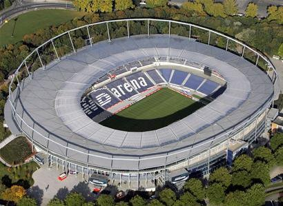 AWD Arena Hannover 96 F1PARK