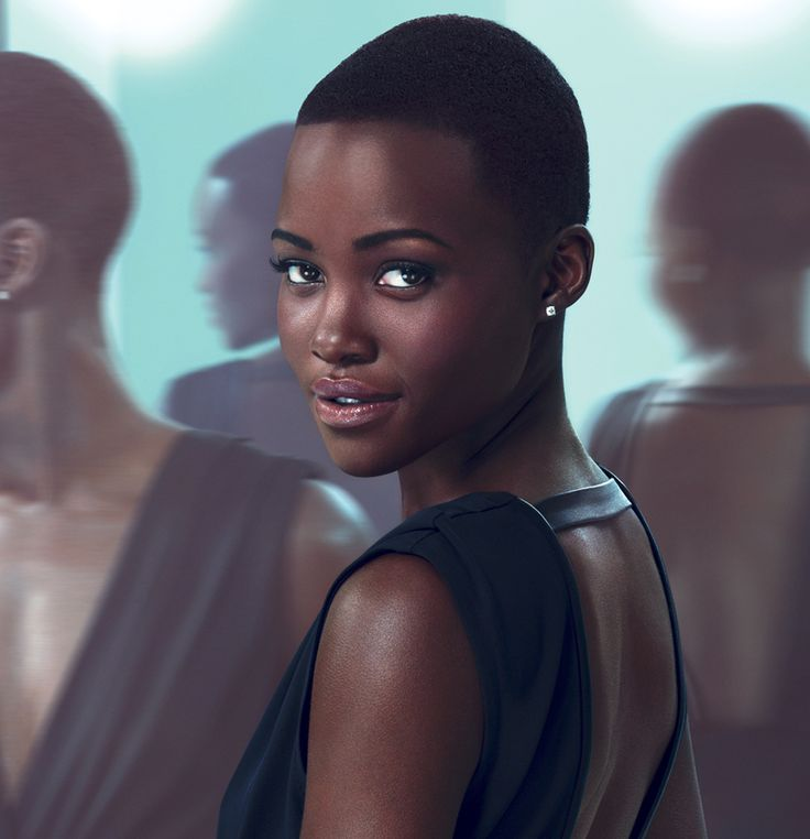 Lupita Nyongo Lancôme - Vissionaire CX