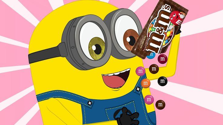 Minions Banana Balloon Strings Funny Cartoon ~ Minions Mini Movies 2016 ...