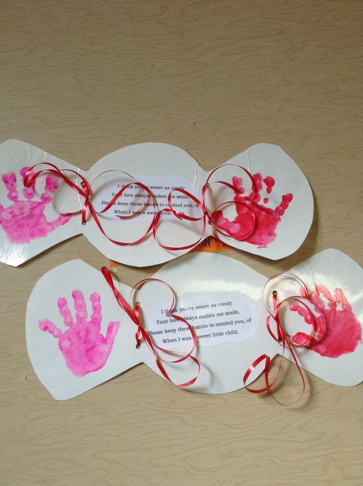 Valentine Day preschool art candy. | Kids Fun Stuff. | Pinterest