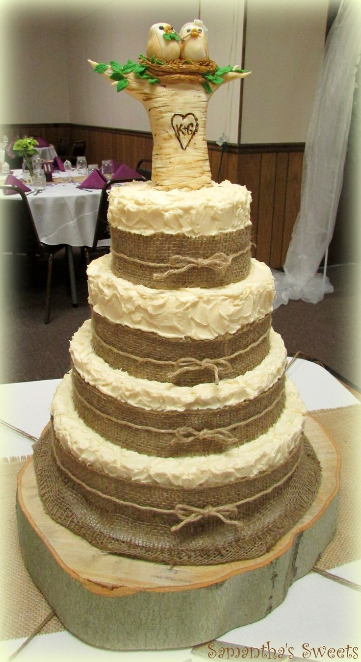 best wedding cakes the knot the 102 best images about cakes burlap and lace on 11689