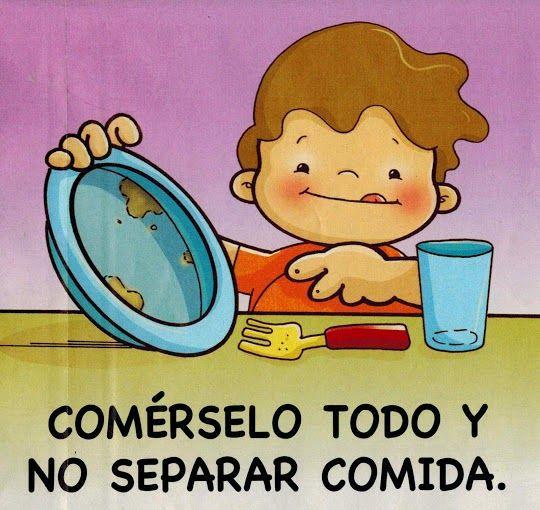3877 best images about educaci n pre escolar on pinterest for Mesa de comer