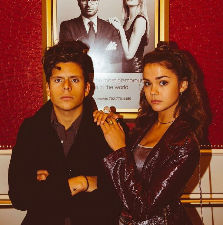 Maia Mitchell & Rudy Mancuso {Relationship: Broken up}