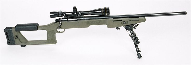 Choate Ultimate Sniper Savage Stock - Bedded, Free Floated, Designed by Maj. John PlasterChoate Tactical Savage Stock - Bedded, Free Floated