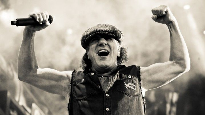 Brian Johnson. Photo copyright Christie Goodwin, all rights reserved.