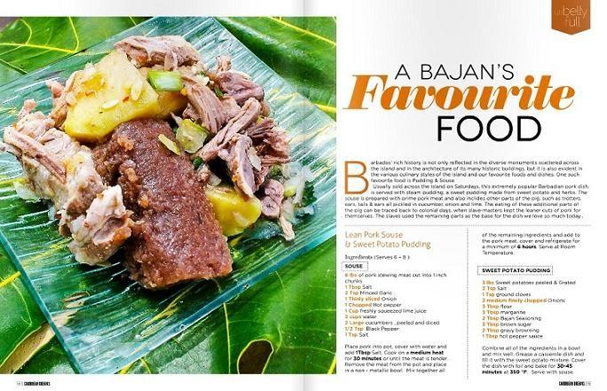 Barbados Bread Pudding Recipe — Dishmaps