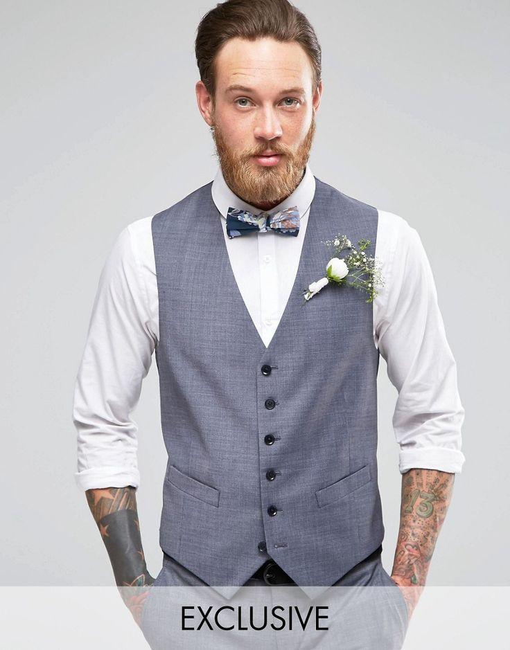 plein d'idées de tesnues champêter chic pour le marié