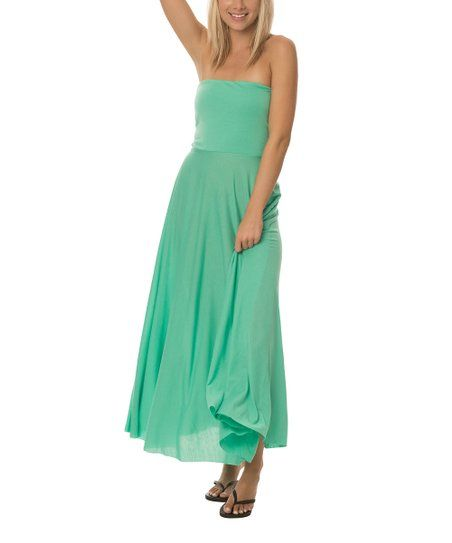 ea8b55cf22d14 Lagaci | Mint Convertible Maxi Skirt/Dress Cover-Up - Women in 2019 | My  Style-Dresses | Dress skirt, Strapless dress formal, Dresses