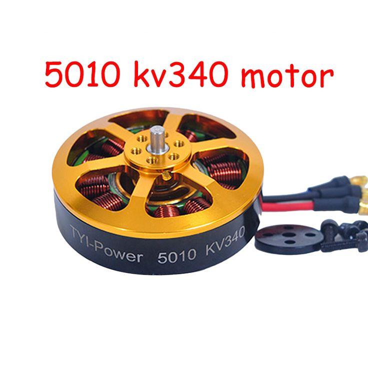 1/4/6/8 Pcs Brushless Motor 5010 KV340 KV280 for Agriculture Drone Multi-copter Brushless Outrunner Motor #Affiliate
