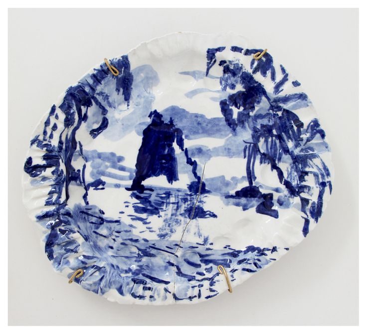 'While We Were Lost 11'   Glazed Ceramic   R 3 100   SOLD