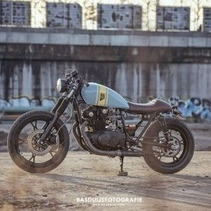 Suzuki GS450 Cafe Racer – Wrench Kings