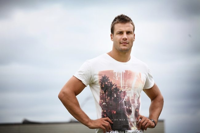 Beau Ryan - (professional rugby league footballer for the Cronulla-Sutherland Sharks of the National Rugby League) B