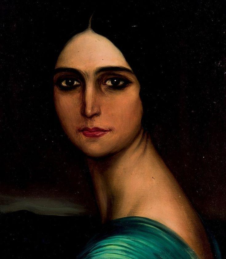 Julio Romero de Torres, Mujer morena