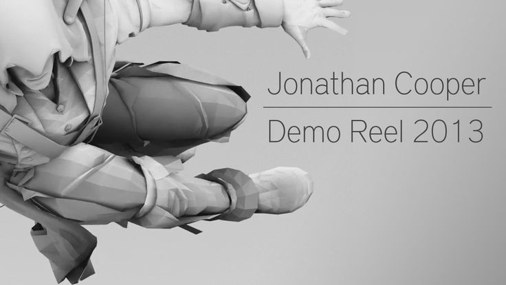 Jonathan Cooper Demo Reel 2013 on Vimeo