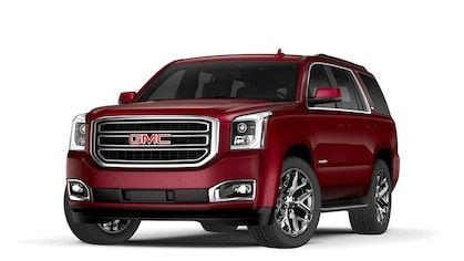 Click here to learn more about the 2017 GMC Yukon full-size SUV.