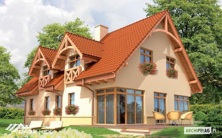 Case potrivite pentru mediul rural. Trei exemple frumoase ...