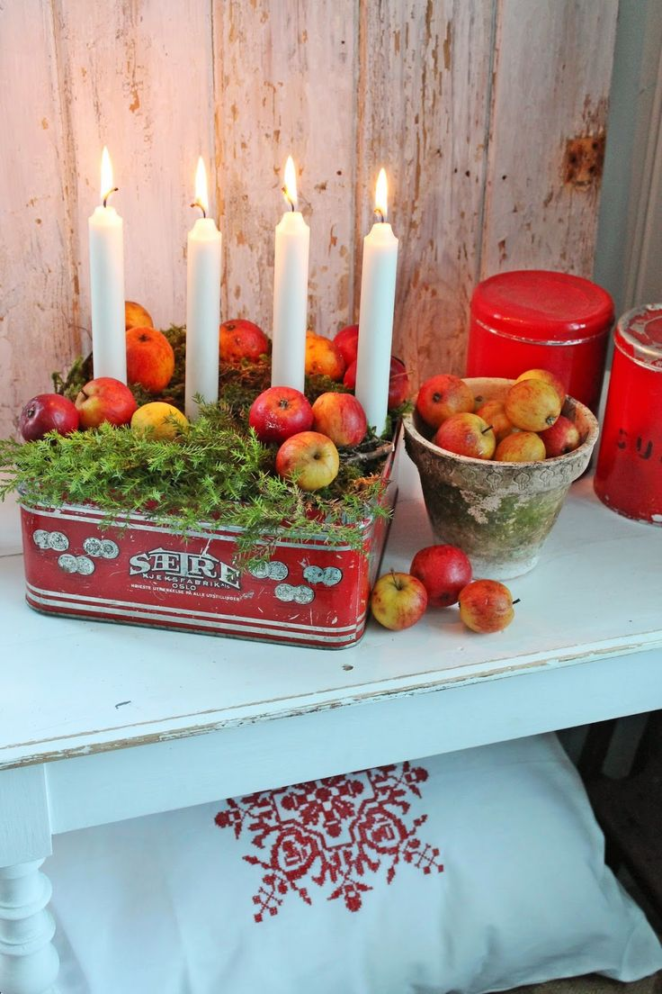 VIBEKE DESIGN: Advent inspiration                                                                                                                                                     More