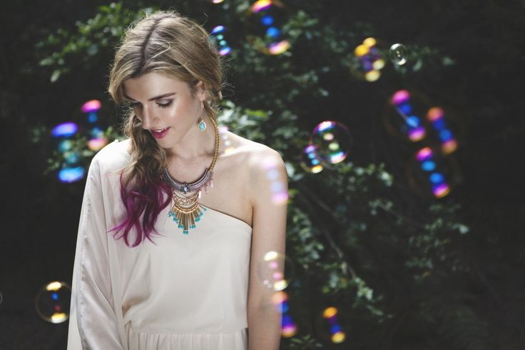{On the blog} This shoot with the dreamy Anja from Glitz and Grammar, Grethe Rosseaux Photography and Sam Ellenberger Makeup Artistry you have to see! Featuring our jewellery of course :)  #newblogpost #jewellery #fashion