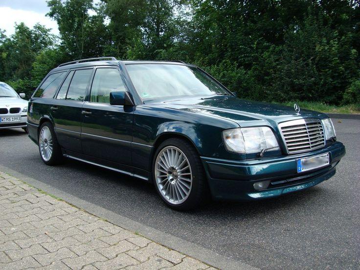 Mercedes-Benz Tuning Blog: Mercedes-Benz E36 AMG Wagon W124