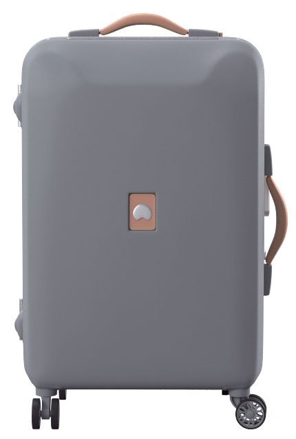 DELSEY PLUGGAGE - Travel connected. Battery Charger, FingerPrint ID lock and etc.