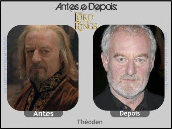 O SENHOR DOS ANÉIS - Théoden