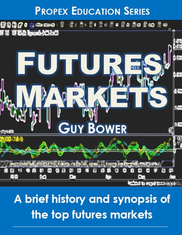A eBook for our trainees with a breakdown of top futures markets.  http://propextrader.com/preparation-program