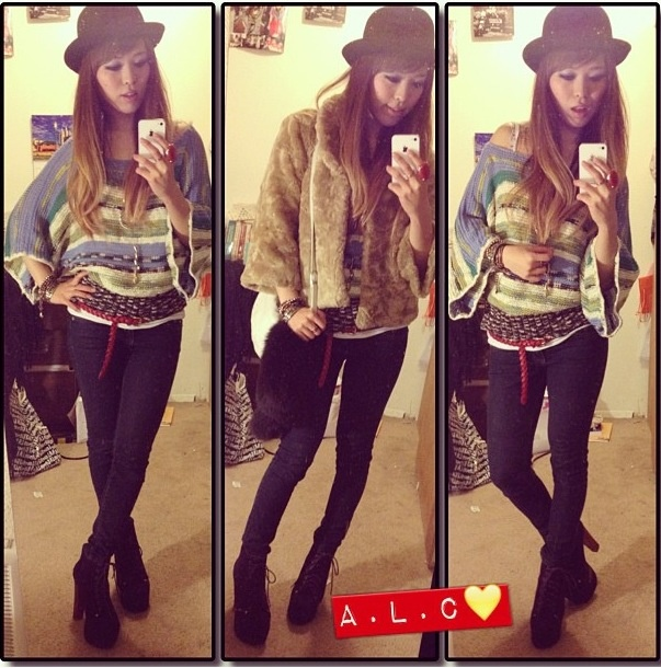 OOTD  IN LOVE WITH NEW HAT & PURPLE LITAS: Hats, In Love, Purple Litas, Ootd