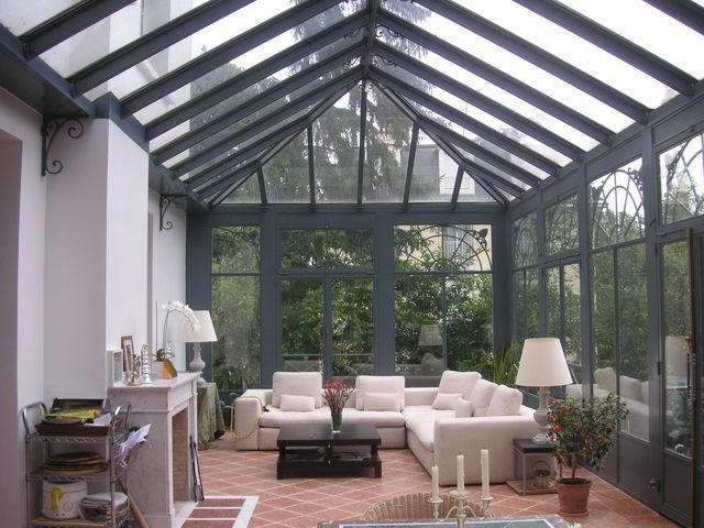 les 25 meilleures id es de la cat gorie veranda prix sur pinterest prix d u. Black Bedroom Furniture Sets. Home Design Ideas