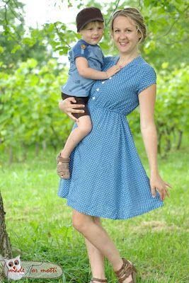 Made for Motti: Endlich mal wieder was für mich: Mein Marigold-Kleid
