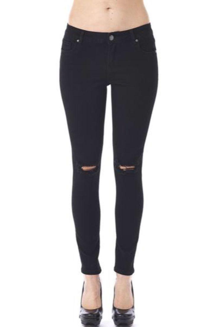 New London - Jeans - Olney Black