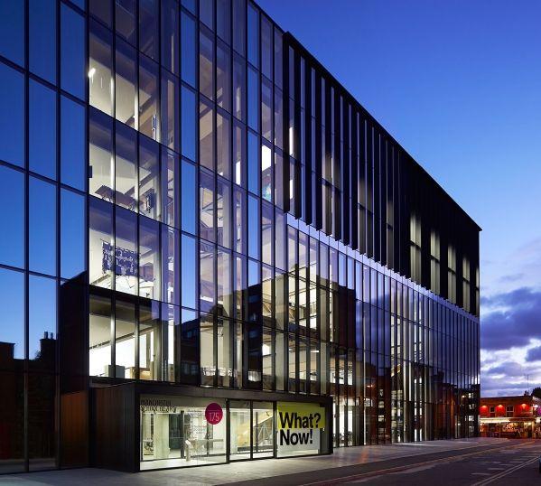Manchester School of Art | Work | FCB Studios