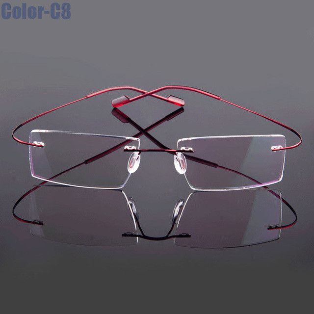 25 Best Ideas About Rimless Glasses On Pinterest Cat