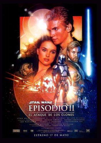 Ver La guerra de las galaxias Episodio 2 (Star Wars 2) Online y descargar pelicula completa HD descarga mega ver en linea por internet