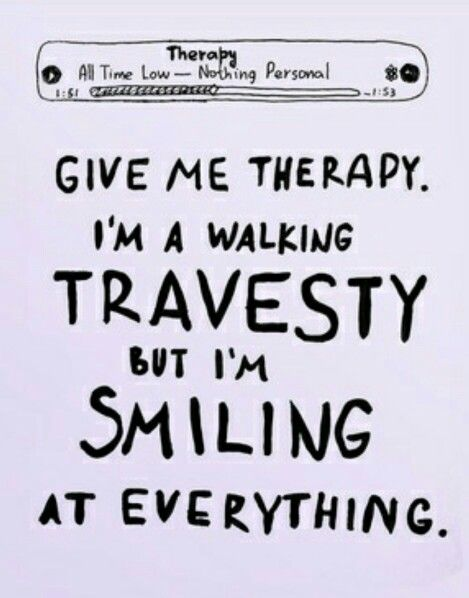 All Time Low - Therapy lyrics