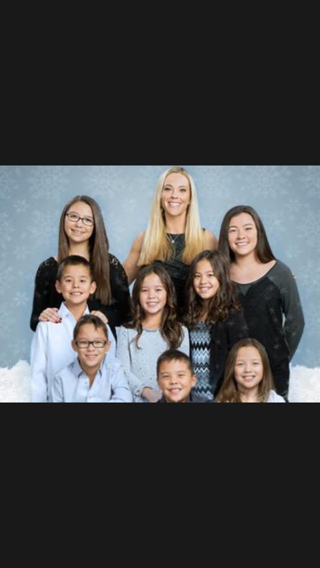 Kate Gosselin & kids
