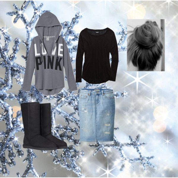 """Winter  modest outfit"" by apostolicgirl85 on Polyvore"