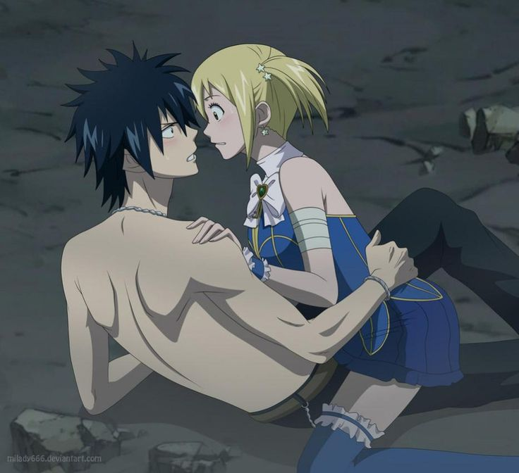 19 best ♡ Gray x Lucy ♡ (Fairy Tail) images on Pinterest ...