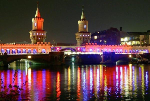 Berlin -- Festival of Lights