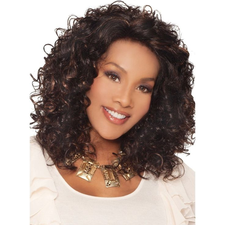VIVICA FOX COLLECTION - Deeep Lace Front Wig - FOXY