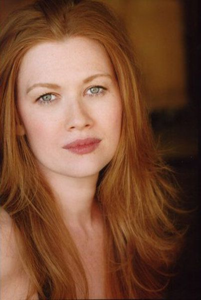 Beautiful Mireille Enos, AMC drama, The Killing.