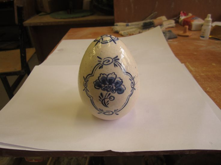 Ceramic Easter Egg