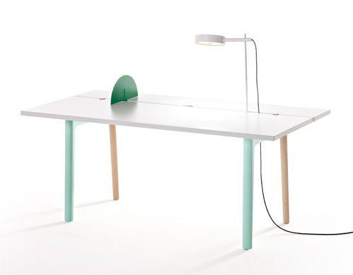 Offset Table - Maxdesign, Tavoli / Tavoli e scrivanie da ufficio . Living Corriere