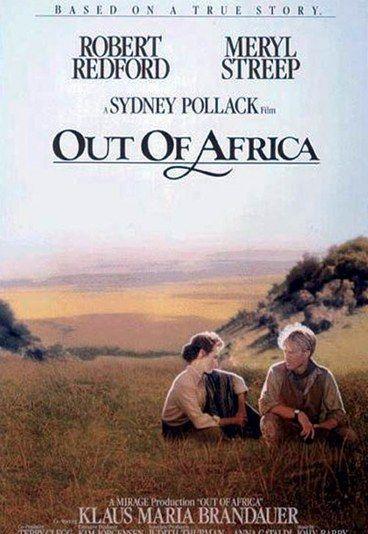 Out of Africa : le film d'amour pour réchauffer l'hiver - Film d'amour: top 15 des films d'amour