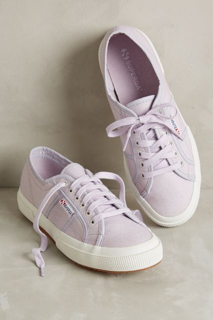 Superga Classic Sneakers - #anthroregistry