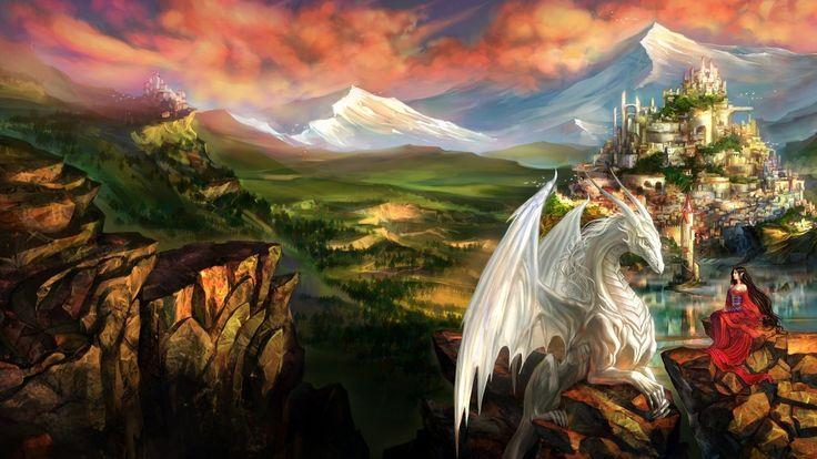 Witte draak (Feychyn khraóga)