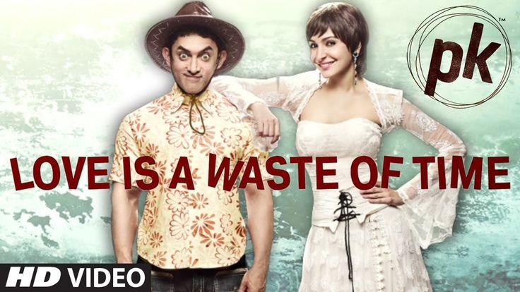 Love is Waste of a Time - Peekay