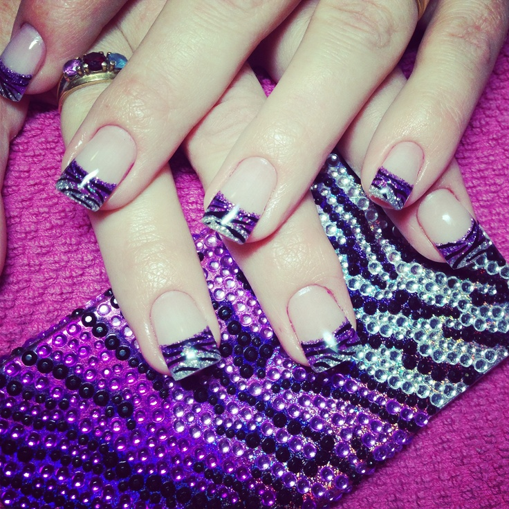 22 best Nails by Madam Mylar images on Pinterest | Port richey ...